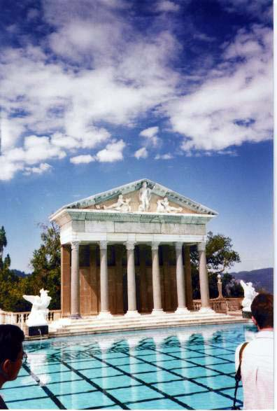 Hearst Castle Tour San Simeon Limo Rental