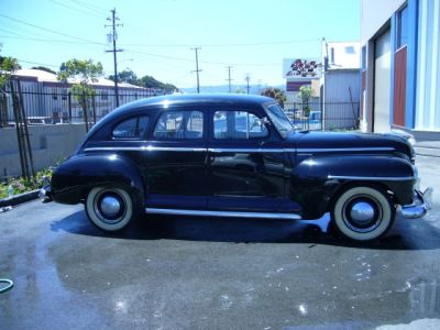 "1947 Plymouth ""Special Deluxe"""