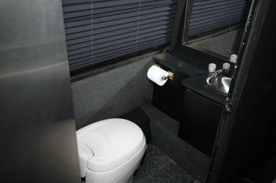32 Passenger Limousine Bus Bathroom Nationwide Limousine