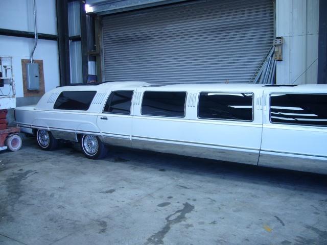 San Francisco 14 Passenger Hot Tub Limousine Photo Album