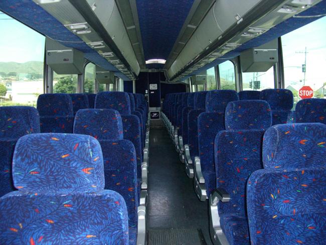 San Francisco 47 Passenger Vip Coach Photo Album