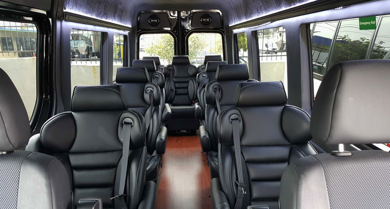 Nationwide Customer Service >> 10 Passenger Sprinter Executive Limo Bus - Nationwide Limousine Service