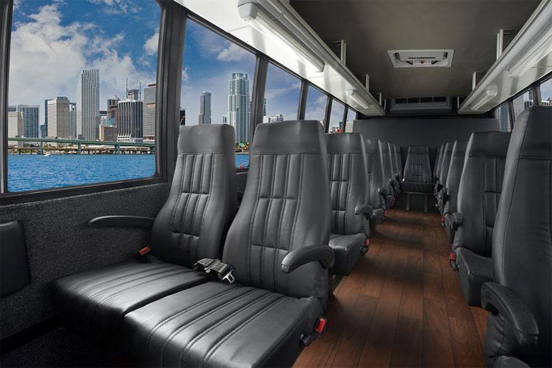 Lake City Toyota >> San Francisco 27 Passenger Executive Limousine Bus Photo ...