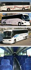 Napa Valley Charter Buses