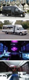 Redwood Shores Party Buses
