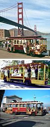 Santa Cruz Trolley Rentals
